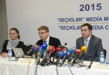 Opinion Way announces results of exit poll in Azerbaijan's parliamentary election - Gallery Thumbnail