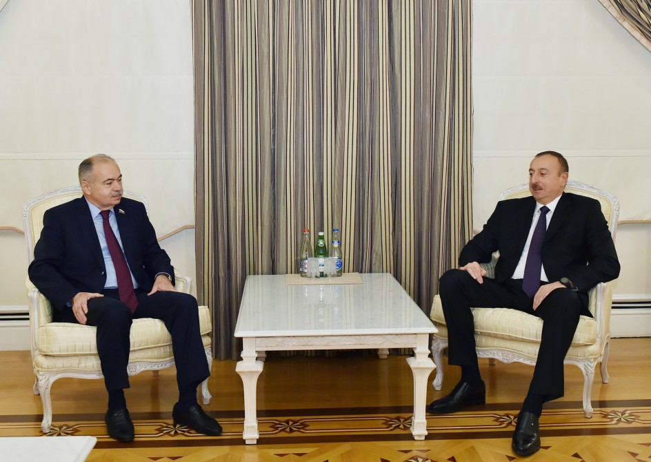 President Aliyev: Significant reforms carried out in Azerbaijan to organize transparent elections