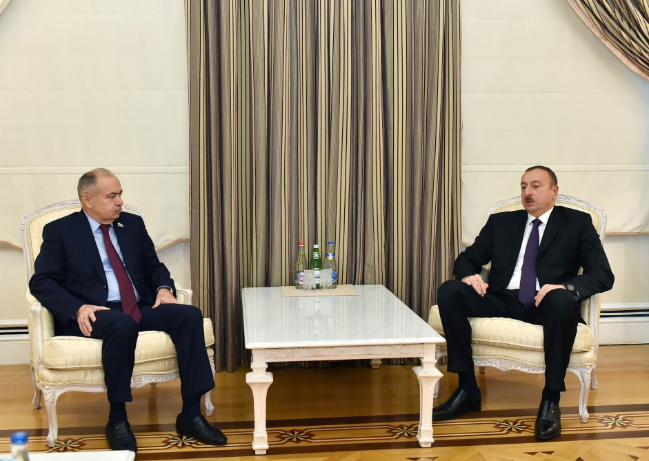 President Aliyev: Significant reforms carried out in Azerbaijan to organize transparent elections - Gallery Image