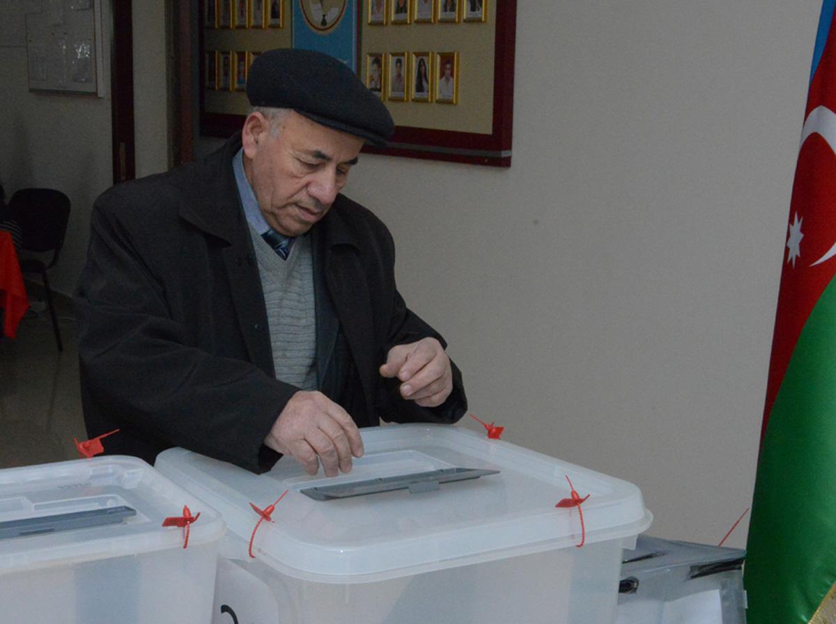 TürkPA: ''Azerbaycan seçimleri şeffaf ve demokrasi düzeyinde devam ediyor''