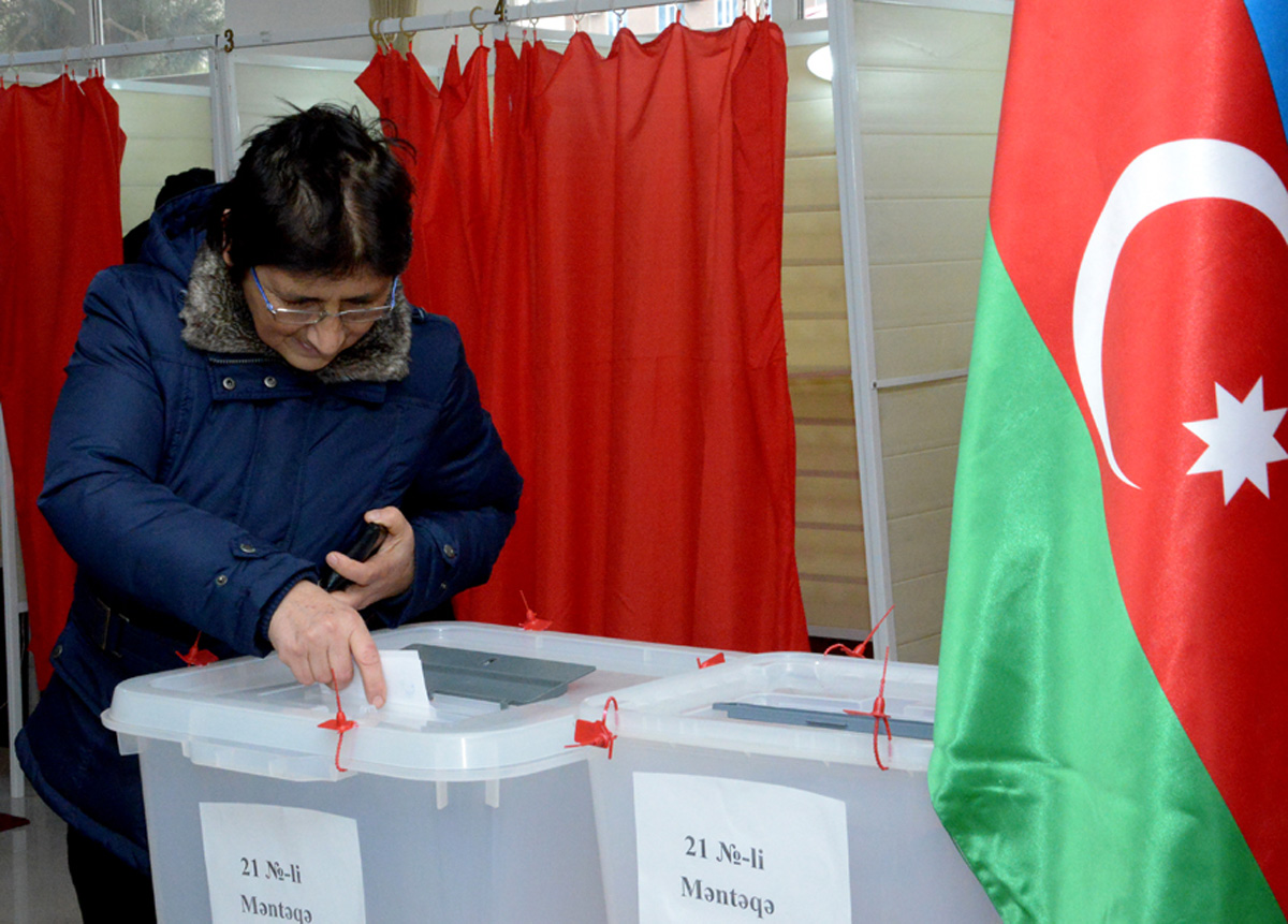Parliamentary election in Azerbaijan fully meets int'l standards - ICAPP