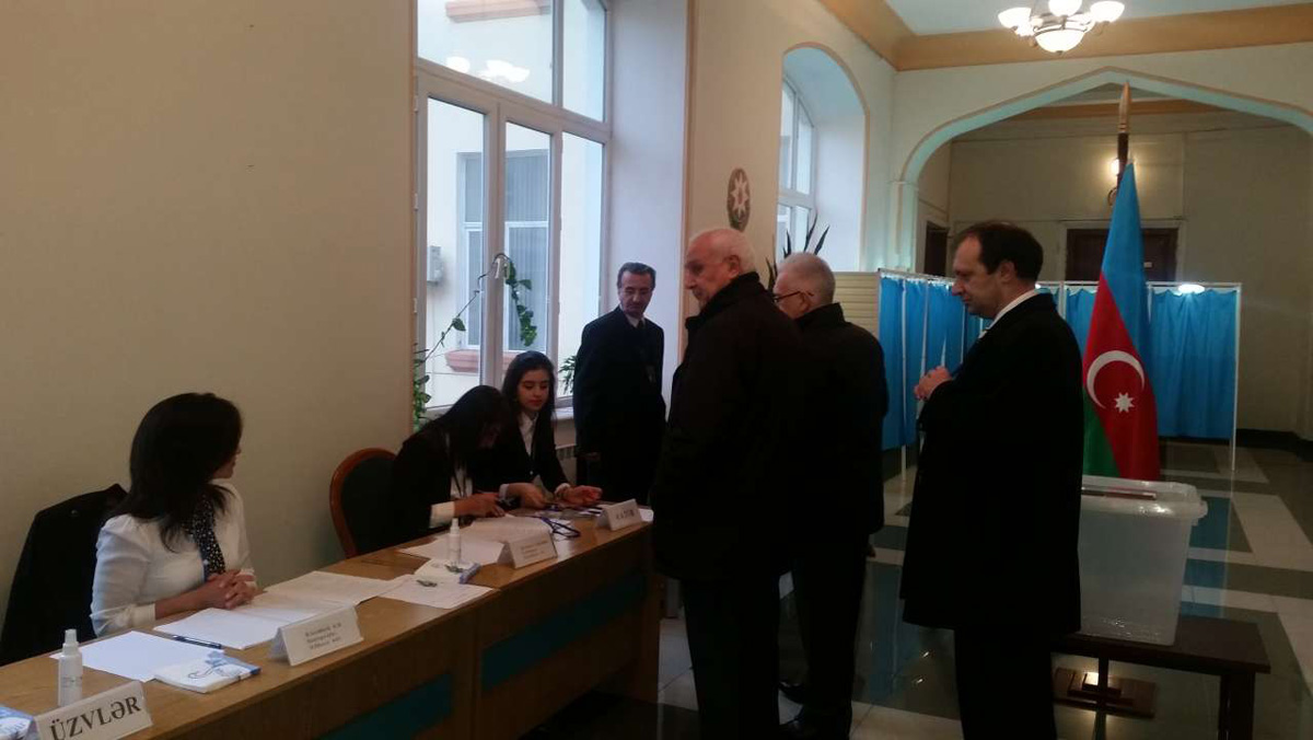 """""""Refusal of OSCE/ODIHR to observe election not to affect Azerbaijan's image"""" - Gallery Image"""