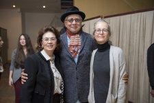 Саксофон и флейта Чарльза Ллойда унесли бакинцев на седьмое небо от счастья (ФОТО) - Gallery Thumbnail