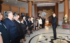 President Aliyev attends opening of Heydar Aliyev Center in Zagatala - Gallery Thumbnail