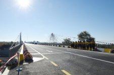 İlham Əliyev Şəki-Qax-Zaqatala avtomobil yolunun Şəki-Qax hissəsinin yenidənqurmadan sonra açılışında iştirak edib (FOTO) - Gallery Thumbnail