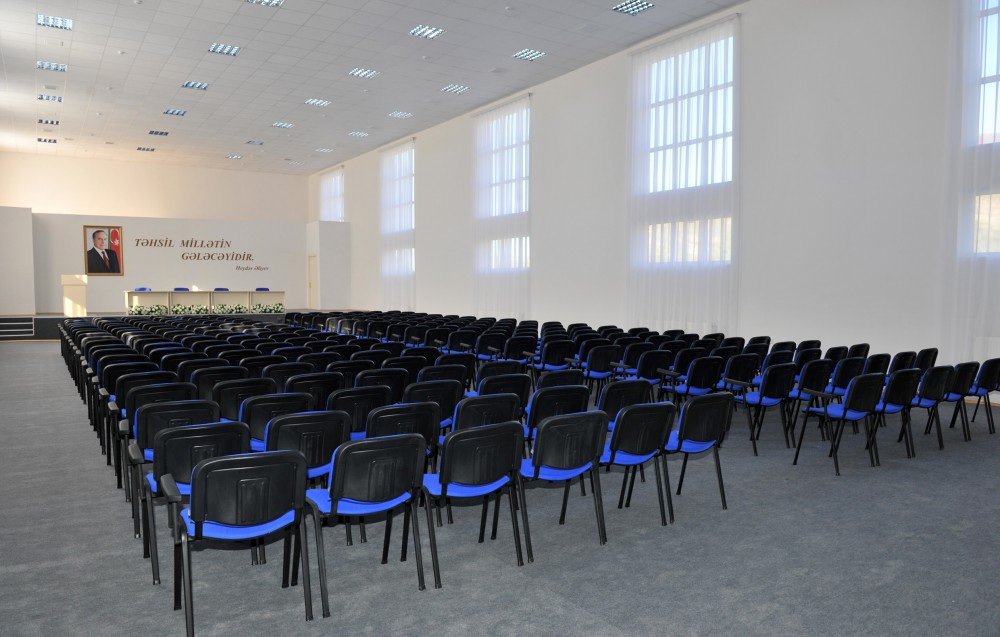 New building of Gokhmug village secondary school commissioned in Shaki - Gallery Image