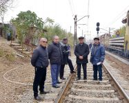 Railway section to be overhauled in Azerbaijani western direction - Gallery Thumbnail