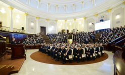 Ilham Aliyev: industrial, agricultural spheres to ensure Azerbaijan's further development - Gallery Thumbnail
