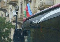 Баку в День государственного флага (ФОТО) - Gallery Thumbnail