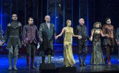 Rus Dram Teatrı Sankt-Peterburqa qastrol səfərinə yola düşüb (FOTO - Gallery Thumbnail
