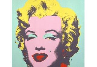 Портрет Мэрилин Монро продан за десятки миллионов долларов