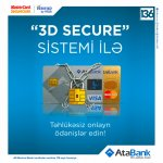 AtaBank OJSC cards make online payments more attractive - Gallery Thumbnail