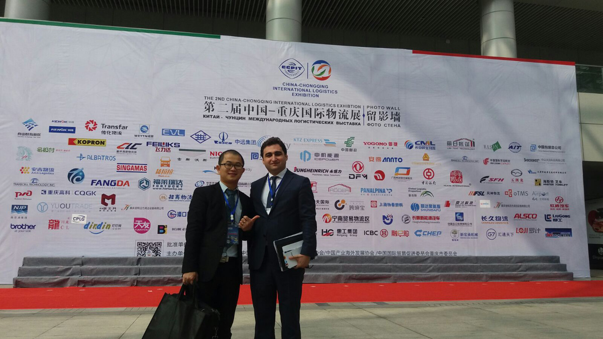 Port of Baku participated in international conference in China - Gallery Image