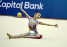 22nd Championships and Competitions in Rhythmic Gymnastics kick off in Baku - Gallery Thumbnail