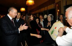President Ilham Aliyev, his spouse Mehriban Aliyeva attended the official dinner in Antalya (PHOTO) - Gallery Thumbnail