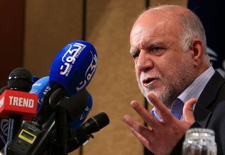 Zanganeh: Nine state heads to attend GECF summit