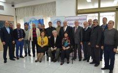 В Баку и Гяндже прошли встречи выпускников российских вузов (ФОТО) - Gallery Thumbnail