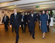 President Aliyev attends UNESCO Forum (PHOTO) - Gallery Thumbnail