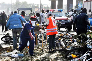 Nigeriyada PARTLAYIŞ - 15 ölü, 40 yaralı