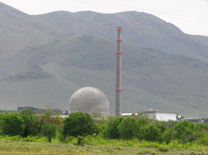 World powers set to redesign Iran's Arak reactor