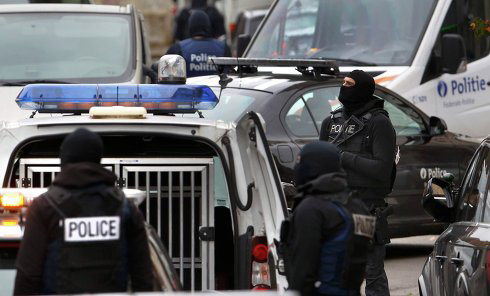 Suspect killed in Brussels raid linked to Paris terror attacks