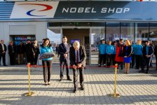 Nobel Oil opens its first filling station in Europe - Gallery Thumbnail