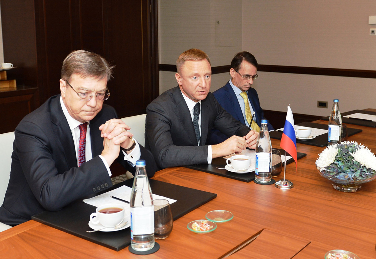 Memo on Association of Azerbaijani and Russian Universities signed - Gallery Image