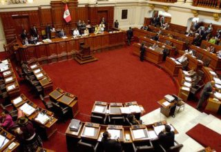 Peruvians elect fractured Congress to replace opposition-led legislature