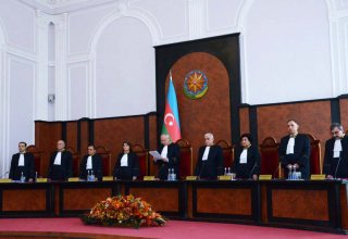 Azerbaijan's Constitutional Court approves parliamentary election results