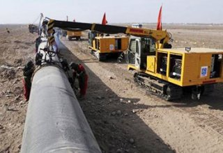 Kazakhstan to commission new gas pipeline on New Year's Eve