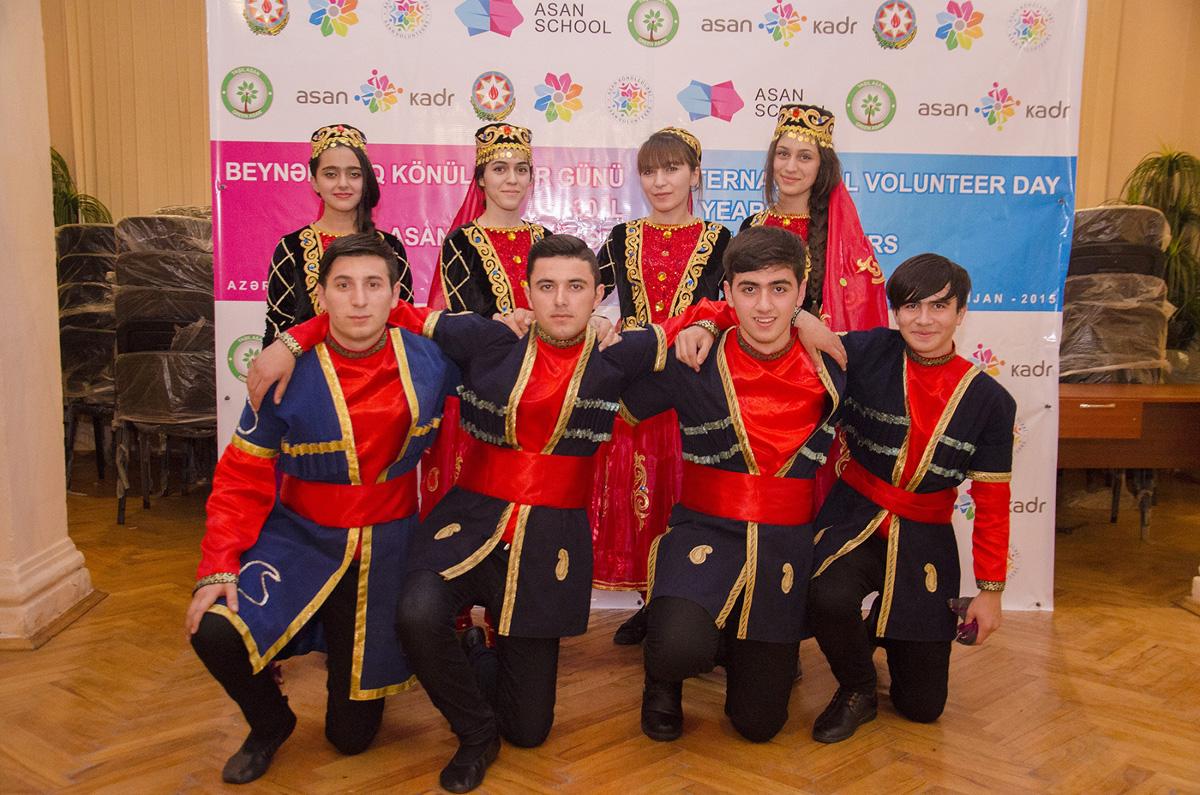 В Барде прошел праздничный концерт, посвященный Международному дню волонтеров (ФОТО) - Gallery Image