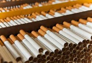 IRICA confiscates large consignment of smuggled cigarettes