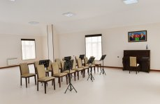 New building of children`s music school commissioned in Nakhchivan - Gallery Thumbnail