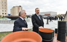 Water supply system commissioned in Nakhchivan - Gallery Thumbnail
