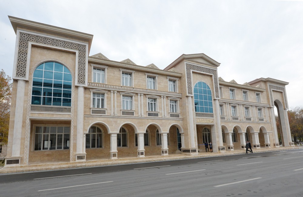 New building of children`s music school commissioned in Nakhchivan - Gallery Image