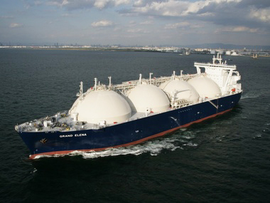 Turkey imports LNG from US for first time