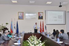 General manager of Emerson Process Management holds workshop at BHOS - Gallery Thumbnail