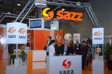 Sazz 4G demonstrated record data transmission speed (PHOTO) - Gallery Thumbnail