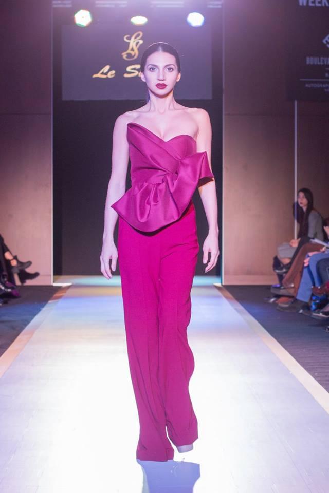 "Вечерние платья в дефиле ""Azerbaijan Fashion Week-2015"" (ФОТО) - Gallery Image"