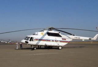 Seven helicopters involved in search operations at Azerbaijani field