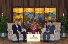 President Aliyev: Azerbaijan wants to expand co-op with China in all areas (PHOTO) - Gallery Thumbnail