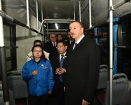 President Aliyev visits Shaanxi Automobile Group in Xian (PHOTO) - Gallery Thumbnail