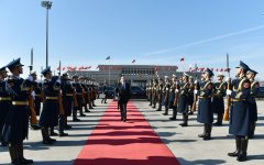 President Aliyev ends state visit to China - Gallery Thumbnail