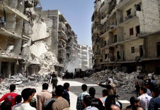 Who is losing if current status quo in Syria changes?