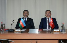 Azerbaijani, Turkish ministers discuss cooperation issues in Istanbul - Gallery Thumbnail