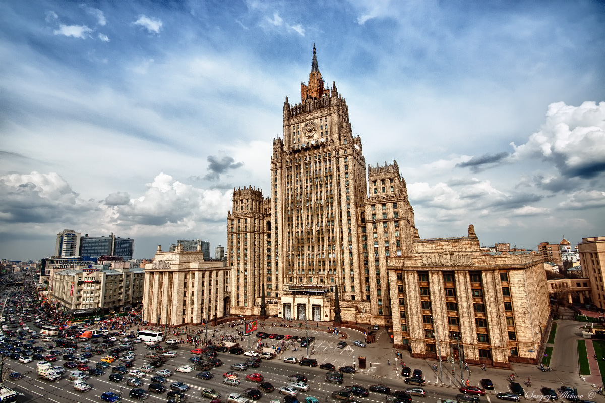 New US sanctions will have no effect - Russia's Foreign Ministry