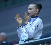 Bədii gimnastika üzrə 22-ci Azərbaycan Birinciliyi və Bölgələrarası Kubok yarışları davam edir (FOTO) - Gallery Thumbnail