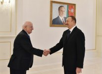 President Aliyev: Azerbaijani-Turkish relations underwent great trials - Gallery Thumbnail