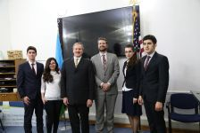 US envoy meets winners of the Azerbaijan Business Case Competition - Gallery Thumbnail