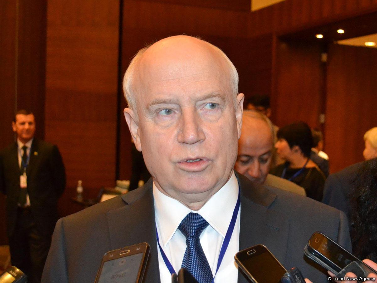 Председатель Исполкома СНГ: Азербайджан играет активную роль в решении многих международных вопросов